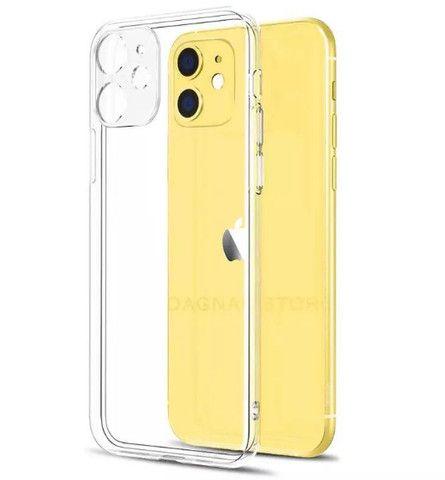Case / Capinha Transparente iPhone 12 (6.1) Clear Case (Aceito cartão) - Foto 2