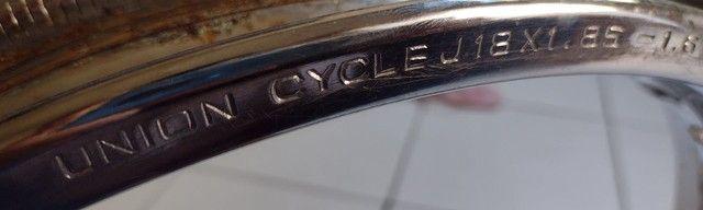 Aro traseiro (folha de roda) - Yamaha - Honda  - Foto 5