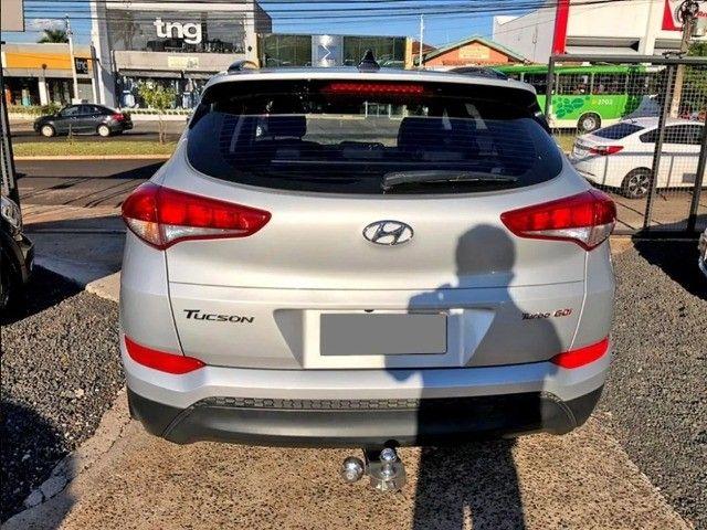 Hyundai Tucson 1.6 GLS Turbo GDI 2020 | Impecável Teto Solar Panorâmico - Foto 6