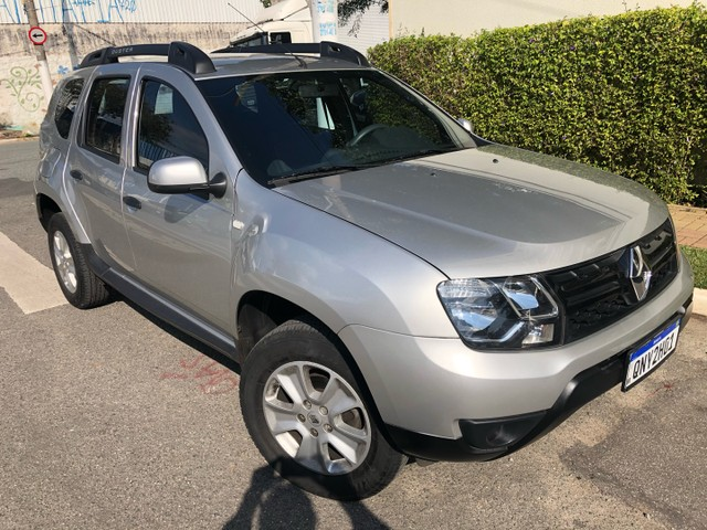 DUSTER 1.6 Flex Expression x-tronic 2019