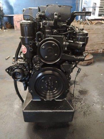 Motor M. Benz OM 906/926 LA - Foto 3
