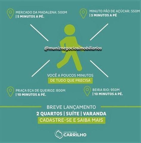 1 Oportunidade de Morar na Madalena, Recife, Melhor Preço, 2 Quartos com Suíte! - Foto 3