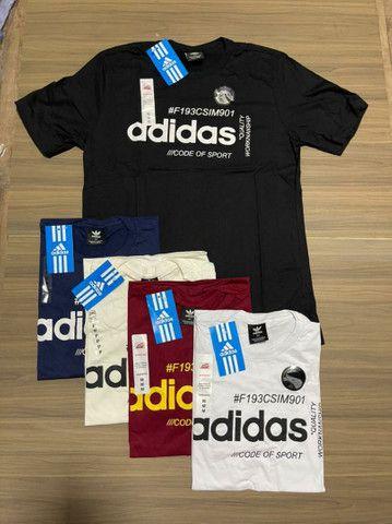 Camisa Masculino Nike e Adidas  - Foto 5