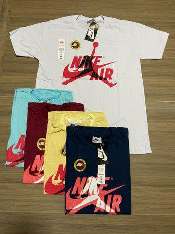 Camisa Masculino Nike e Adidas  - Foto 2