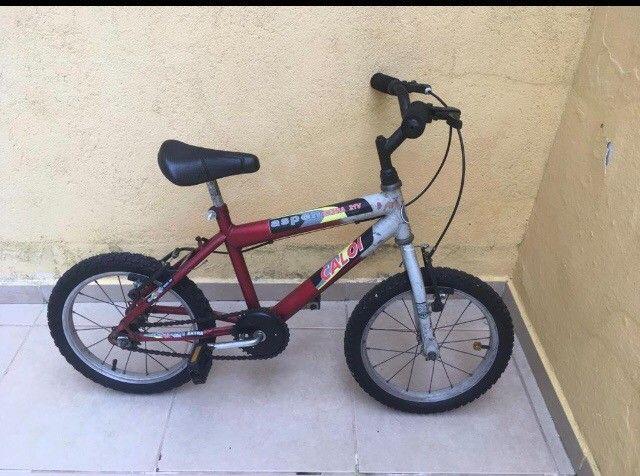 Bicicleta Caloi Aro 16 - Foto 4
