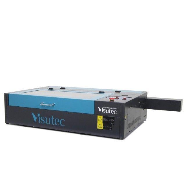 Máquina Router Corte e Gravação a Laser 60x40cm - Foto 3