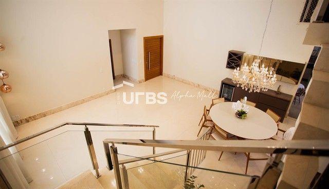 Casa de condomínio para venda com 410 metros quadrados com 4 quartos em Jardins Paris - Go - Foto 20