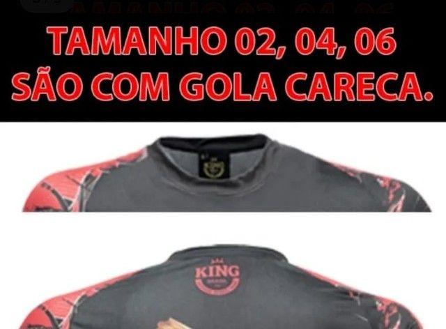 Camisa camiseta de Pesca kit Pai e Filho com proteção UV apronta entrega. - Foto 4