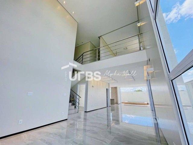 Casa de condomínio para venda com 214 metros quadrados com 3 quartos - Foto 2