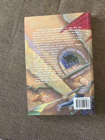 Harry Potter e a câmara secreta- livro - Foto 2
