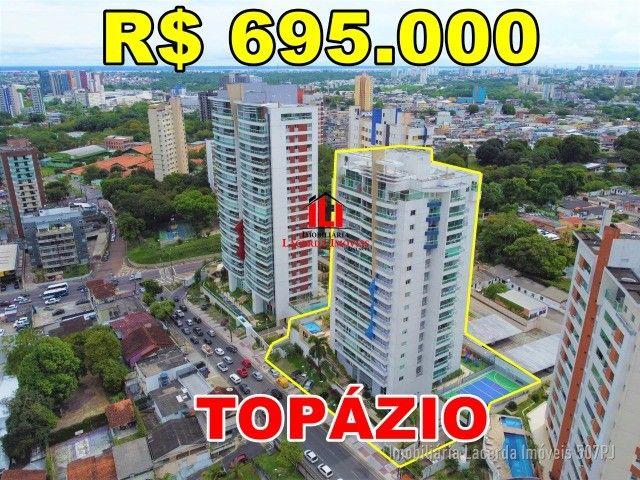 Residencial Topázio, 109M² 03Quartos Agende sua Visita