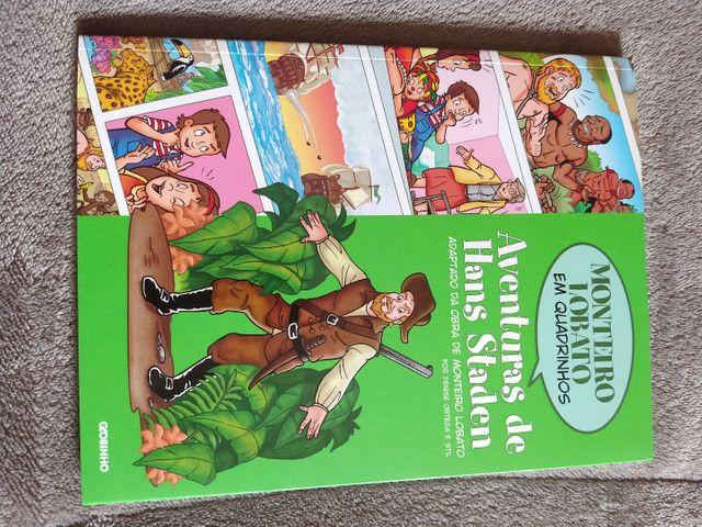 Coleção livros Monteiro Lobato - Foto 2