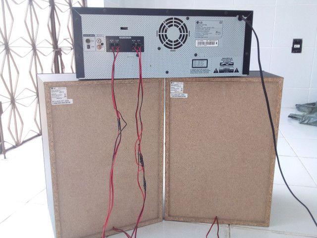 Mini system LG  XBOOM 1800w - Foto 3