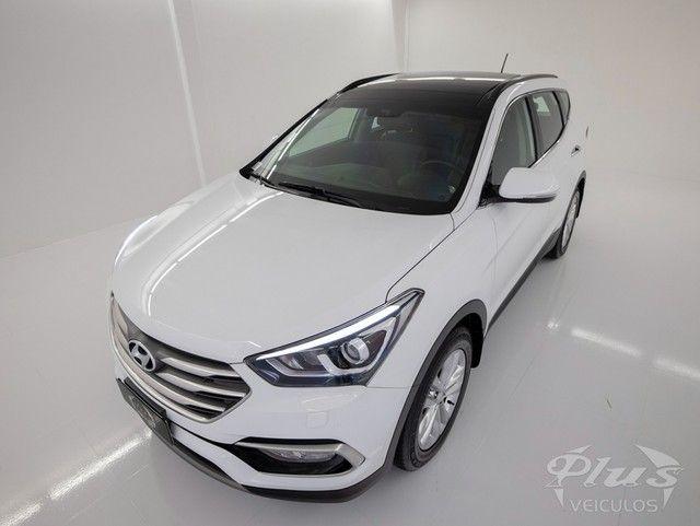 Hyundai Santa Fe FÉ GLS 7 LUG 4P - Foto 8