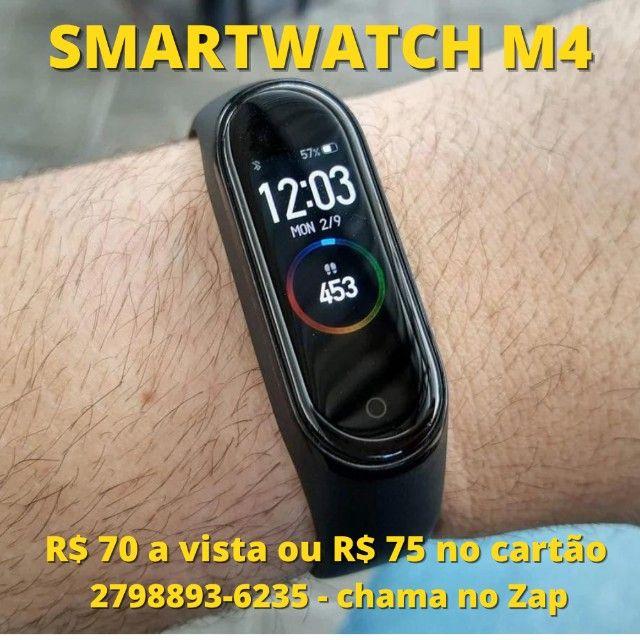 Relógio Smartwatch Mi4 - Oferta - Foto 2