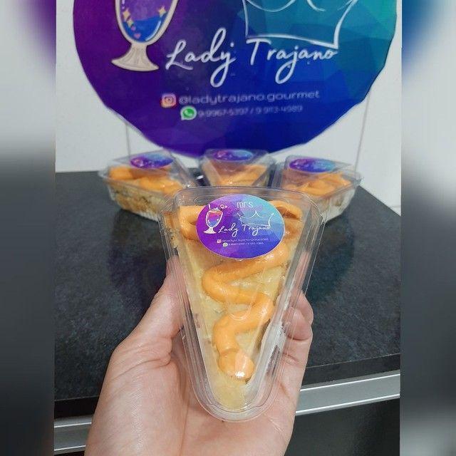 Torta salgada gourmet  - Foto 2