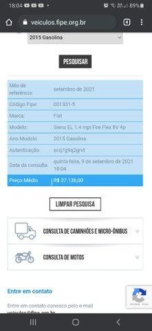 Siena el 1.4 mpi fire flex 8v 4p - Foto 6
