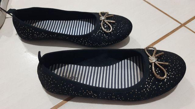 Lote de sapatos 200$ tamanho de 32 a 34 - Foto 5