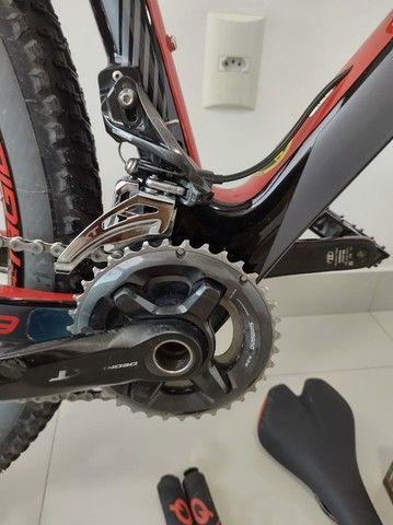 bike oggi agile pro XT 2019 tamanho 19 - Foto 5