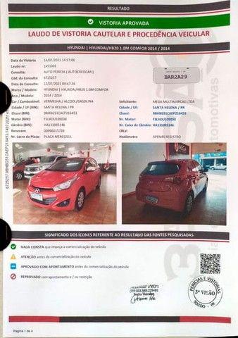 Hyundai HB20 1.0 CONFORT PLUS - Foto 17