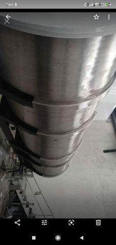 Tanque pra pipa de inox 15 mil litros