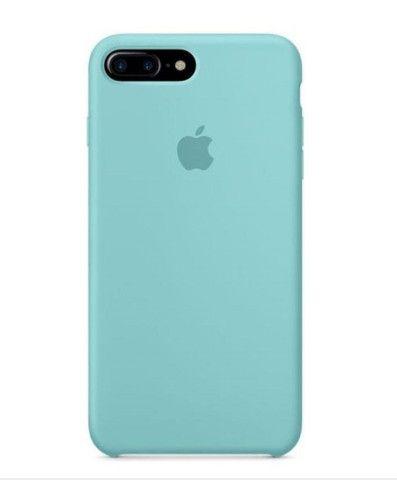 Case / Capinha de Silicone iPhone 6 Plus / 6S Plus (Aceito cartão) - Foto 5