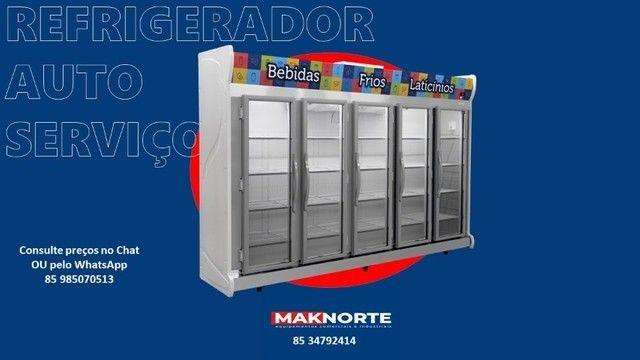 Refrigerador Expositor AutoServico Fricon - Foto 4