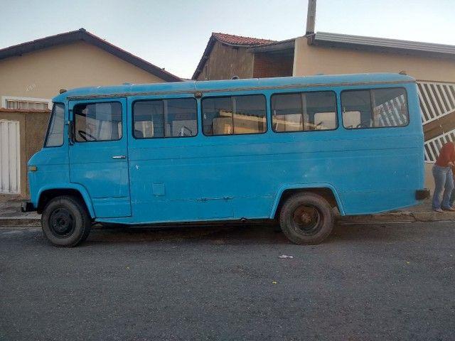 Microônibus Venda ou Troca