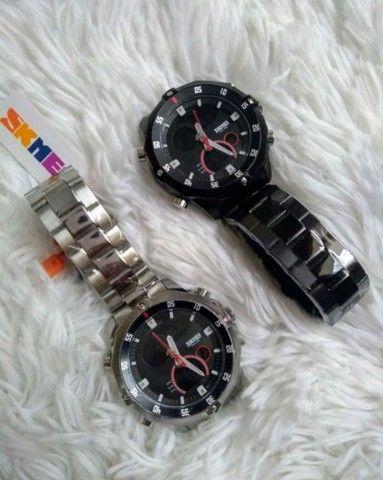 PROMOÇÃO Relógio Skmei Luxo - Foto 5