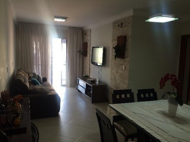 Apartamento Jardim Camburi 3 Quartos Suíte 126m2 Varanda Lazer Completo