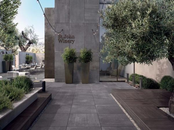 Piso de Concreto 49,5x49,5x2,5 - 04pçs m² - Foto 4