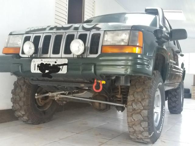 Jeep Grand Cherokee Laredo Top 4x4