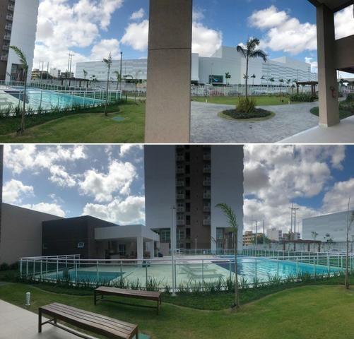 Apartamento de frente ao shopping Riomar kennedy - Fortaleza - Foto 4