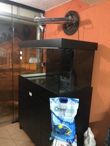 Aquario 200 litros + Móvel - Novo Direto da Fábrica - Foto 6