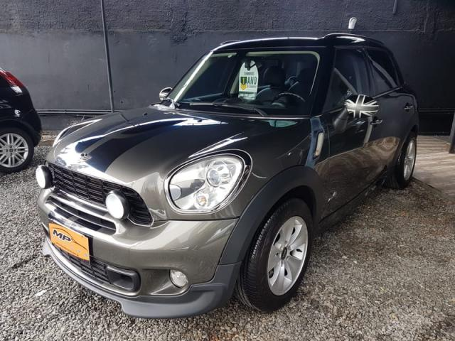 MINI COOPER COUNTRYMAN S ALL4 1.6 AUT. 2011
