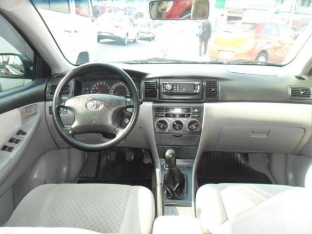 Toyota Corolla 1.8 Xei 2007 Manual
