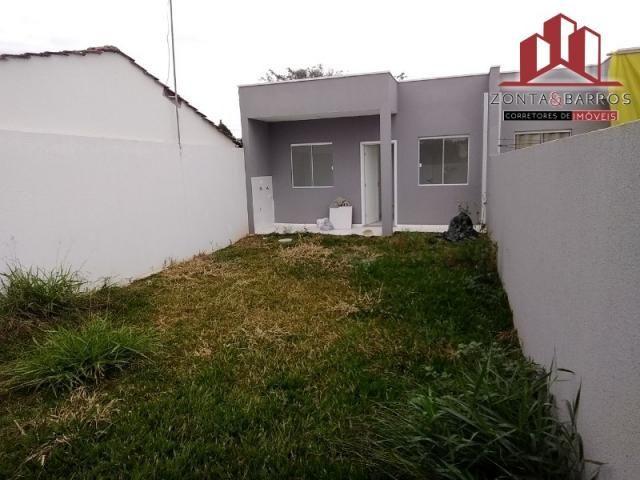 Casa à venda com 3 dormitórios em Eucaliptos, Fazenda rio grande cod:CA00039 - Foto 10
