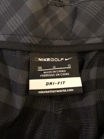 Bermuda Nike golf importada original e nova