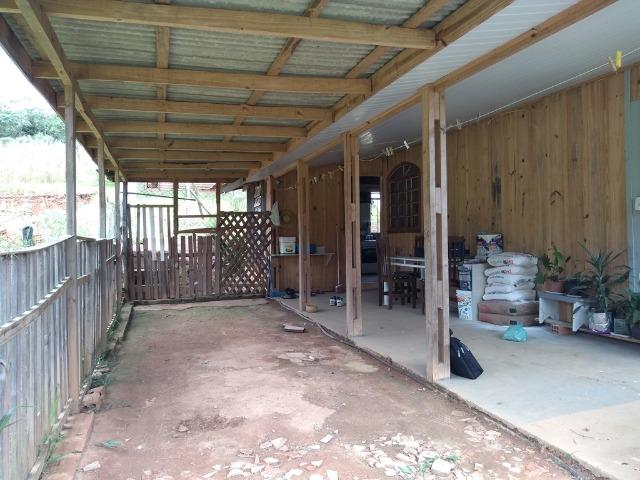 REF. 2427 Excelente chácara com 1.100m²e casa no Roça velha - Araucária/PR - Foto 5