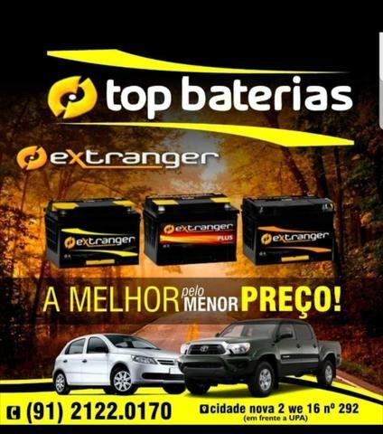 Baterias extranger