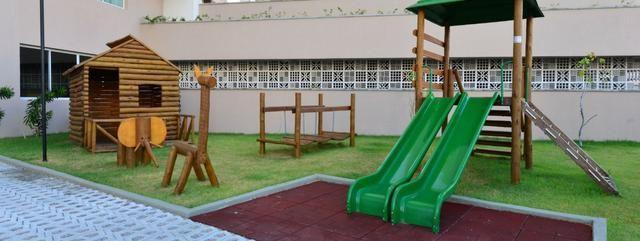 AS#)More no Condomínio Parque Clube!!! 3 quartos, lazer completo - Foto 4