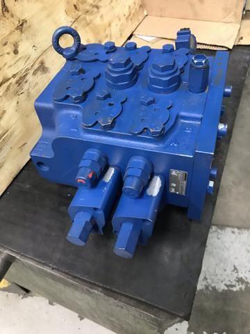 Comando hidraulico novo Rexroth