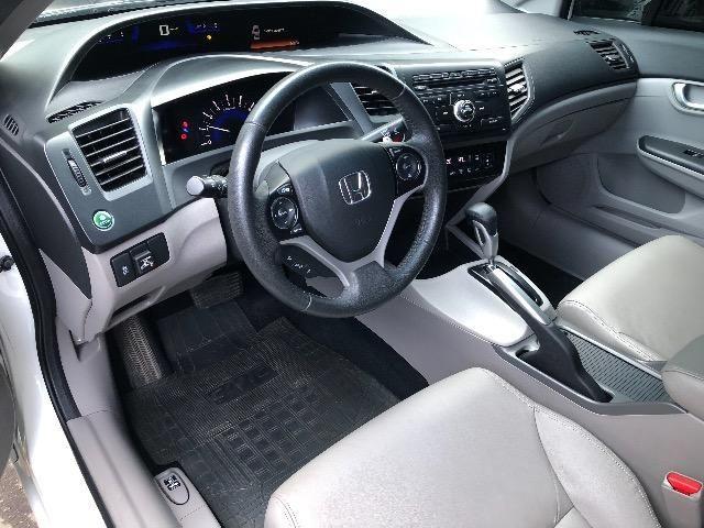 """Honda Civic LXR com GNV ( valor real de venda, sem """"pegadinhas"""") - Foto 6"""
