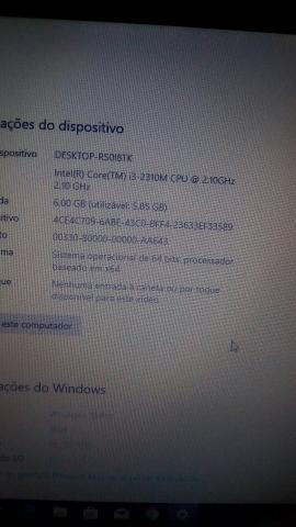 Notebook vendo ou troco - Foto 4