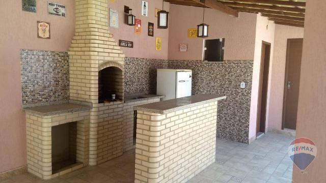 Linda casa com piscina para locação dentro de condomínio - Foto 16