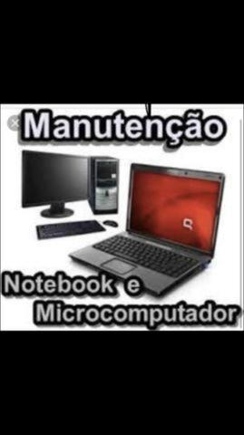Informatica geral notebook e desktop