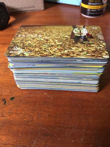 Coleção cartões telefônicos - Foto 5