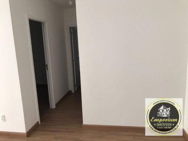 Apartamento com 2 dormitórios à venda, 69 m² por r$ 455.000 - jardim flor da montanha - gu - Foto 6