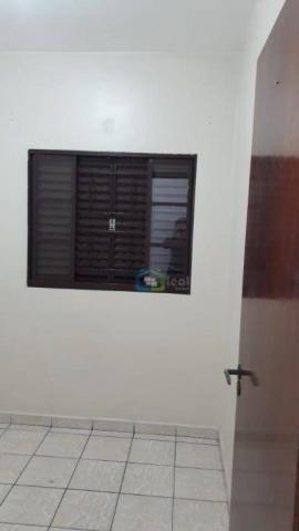 Casa com 2 dormitórios para alugar, 70 m² por r$ 1.100,00/mês - parque maria helena - são  - Foto 13