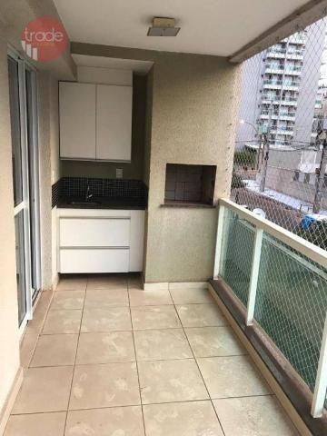 Apartamento com 2 dormitórios para alugar, 79 m² por r$ 1.300/mês - nova aliança - ribeirã - Foto 13
